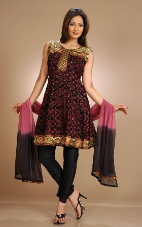 Churidar-Anarkali-frock-Collection-