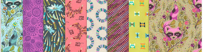 Tula Pink Acacia Fabrics