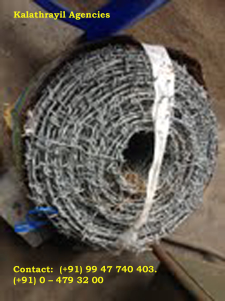 Fencing and Stone Industries: Fencing Materials for Sale.