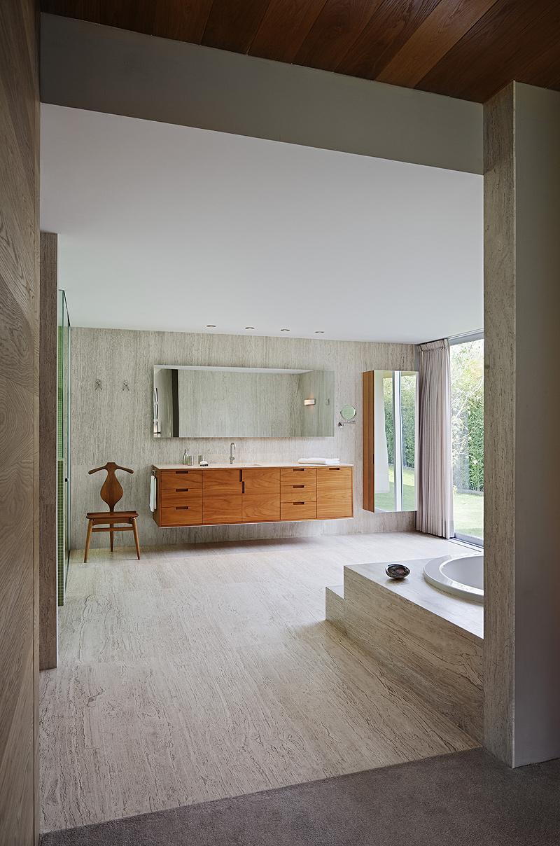 Interiores minimalistas casa aa proyectada por el for Casas minimalistas interiores