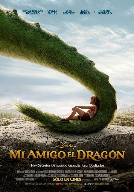 Estreno/ Mi Amigo el Dragón HD 720p Latino Final