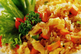 Cara membuat Nasi Goreng Tahu Enak