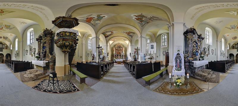 Vácrátóti római katolikus templom
