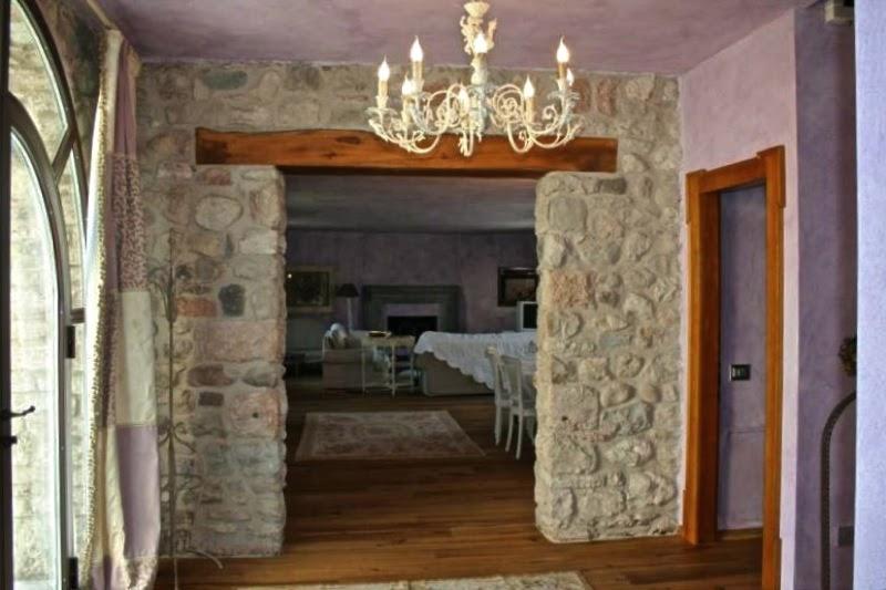 Boiserie c provenza in mente - Muro pietra interno ...