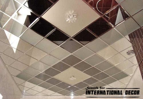 False ceiling designs for bathroom