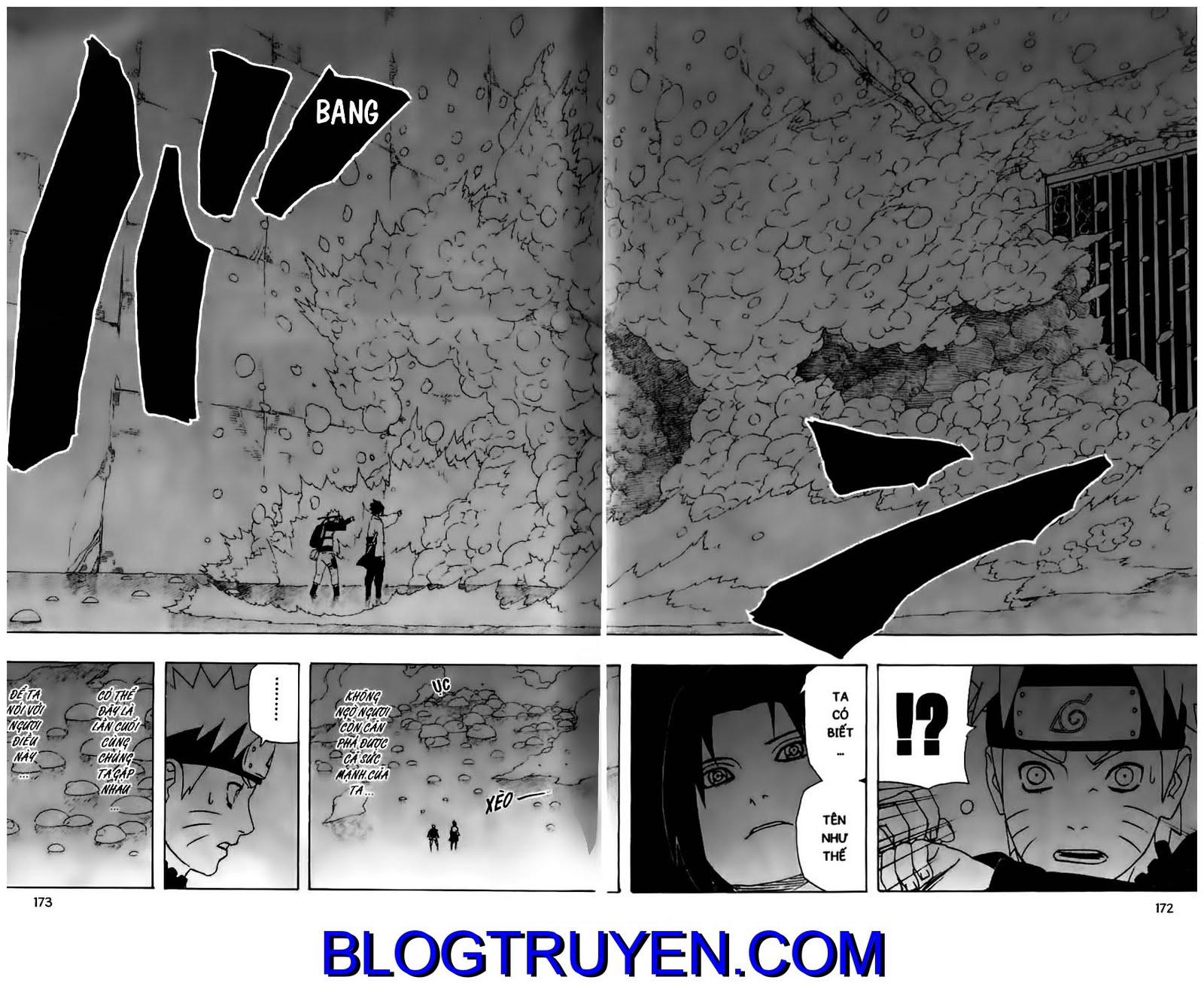 Naruto chap 309 Trang 4 - Mangak.info