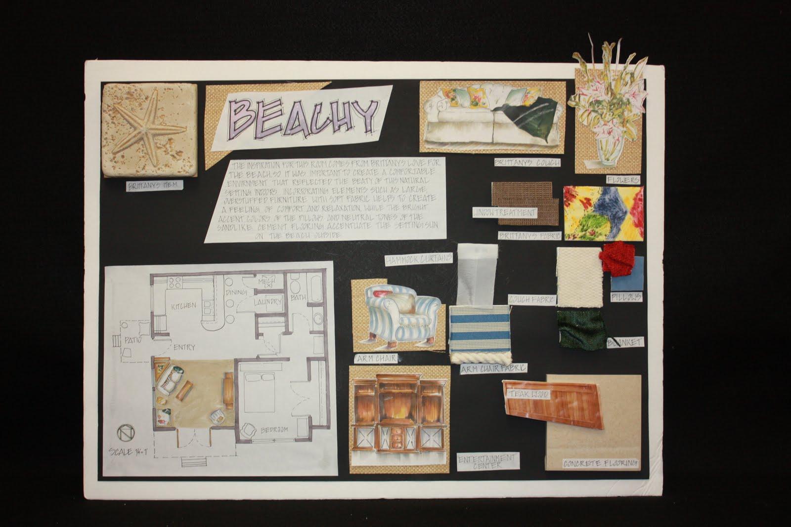 Interior Design Society Online Portfolio Page 3interior Design Portfolio Idea Custom Interior