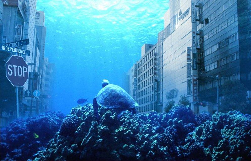 Greenhouse Effect Art
