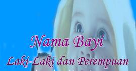 Nama dan Arti Nama Bayi Indonesia Terbaru