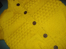 Sømands cardigan