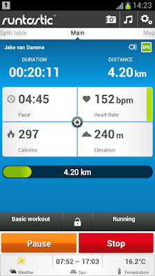 Runtastic Pro apk - Best personal tracking apps
