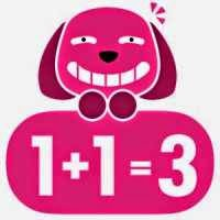 Cool Math Apps - 1+2=3