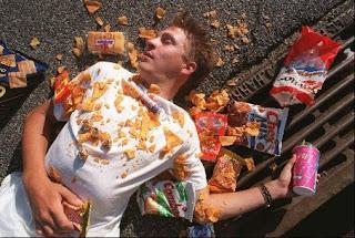 ag subsidies fund junk food, report says