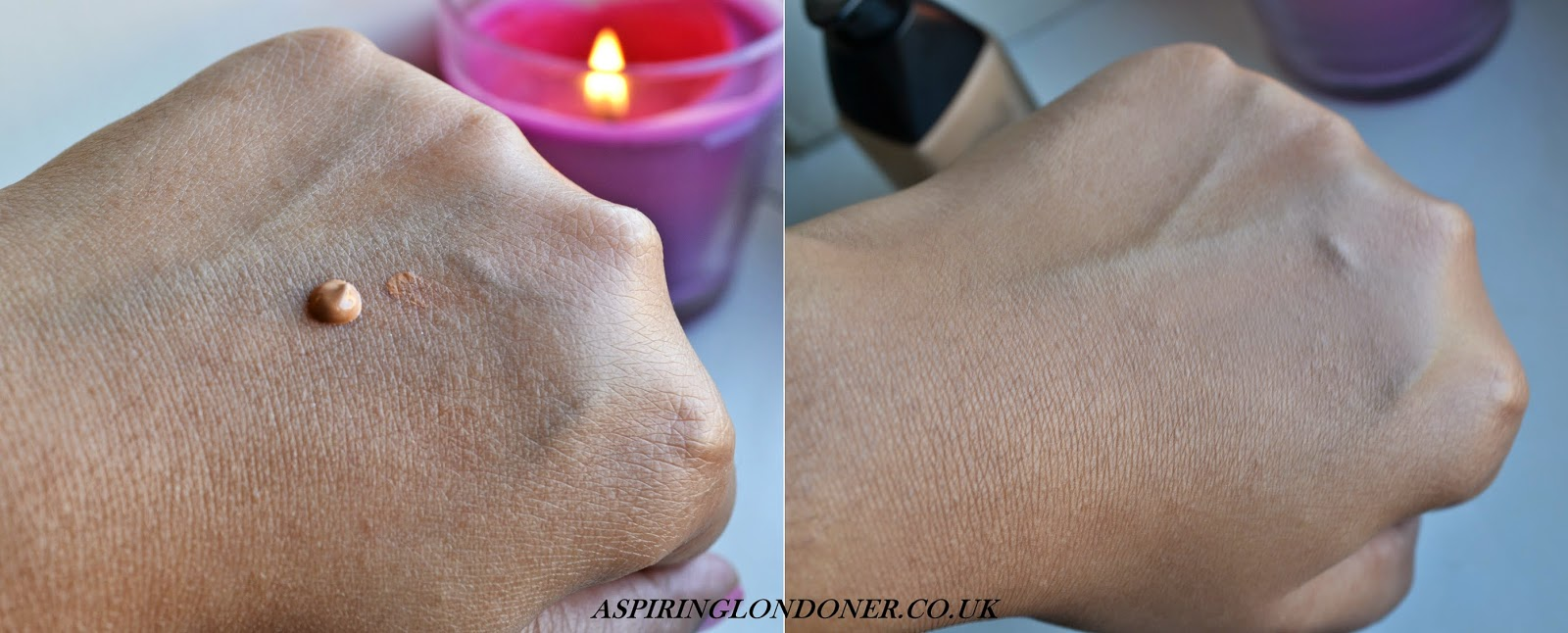 Sleek MakeUp Bare Skin Foundation Review & Swatch - Aspiring Londoner