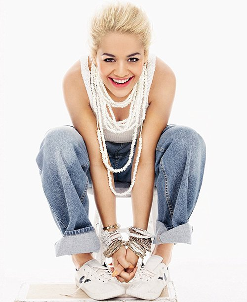 Rita Ora Talks Beyonce, Jay-Z & Rob Kardashian with Glamour » Gossip | Rita Ora