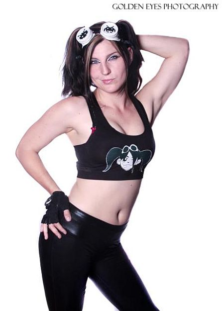 Leva Bates - Women of Wrestling
