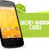 Kode Rahasia Tersembunyi pada Smartphone Android Anda