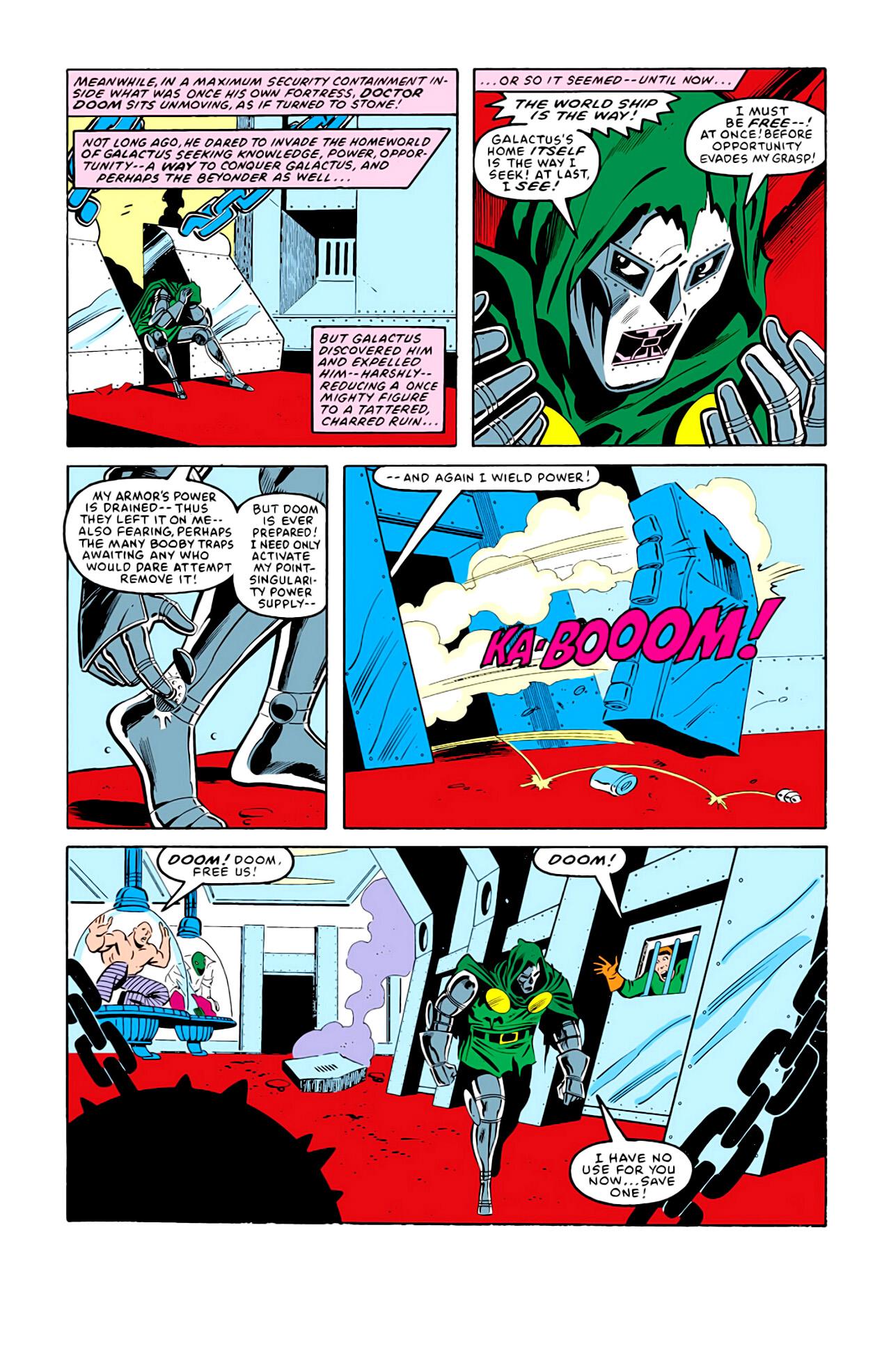 Captain America (1968) Issue #292j #217 - English 15