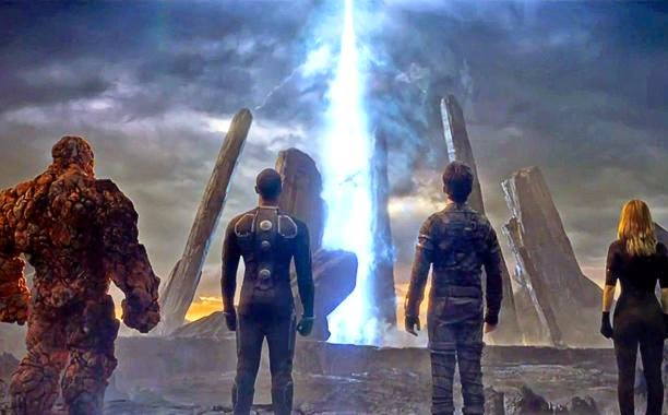 Trailer Fantastic Four Reboot Berita Superhero