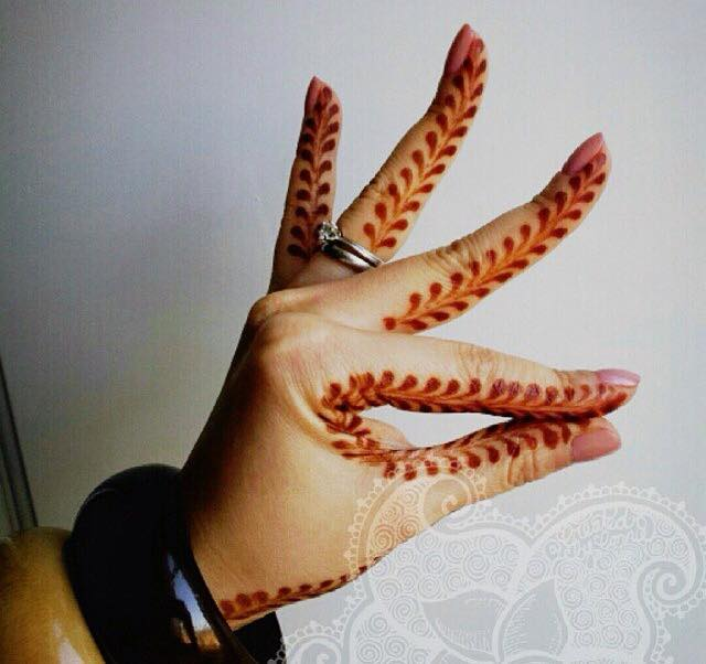 bridal mehndi designs elegant and unique finger mehndi