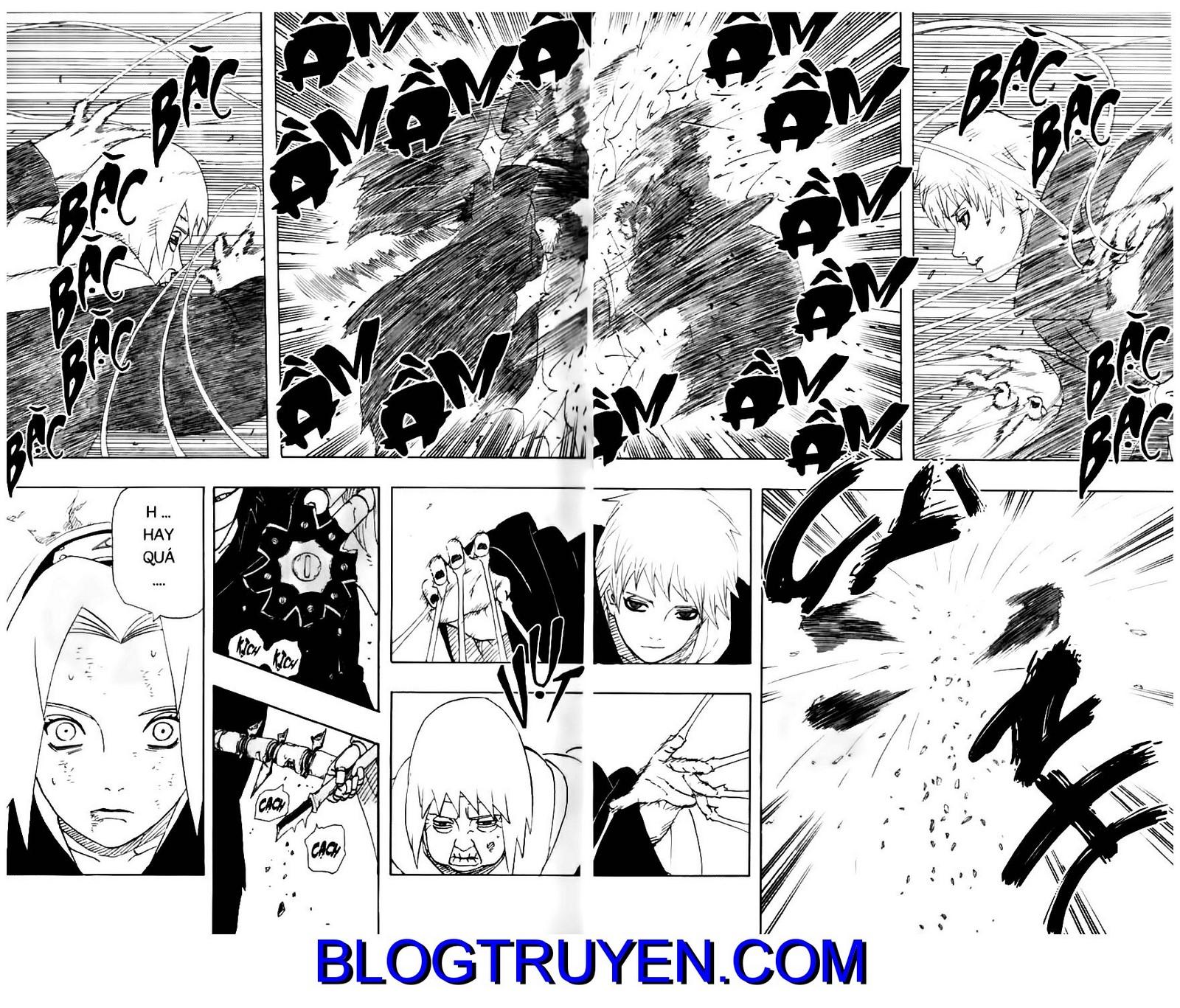 Naruto chap 268 Trang 6 - Mangak.info