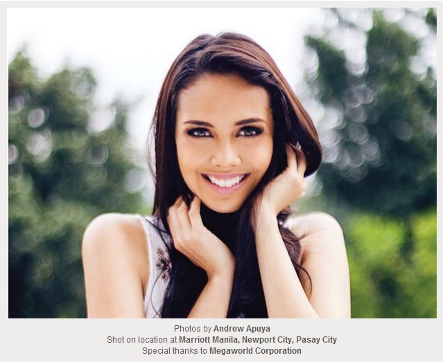 Mega Magazine Cover with Megan Young, Miss World 2013 + Recent ...