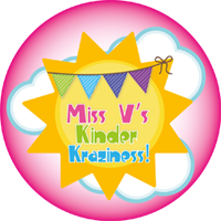 Miss V's Kinder Kraziness