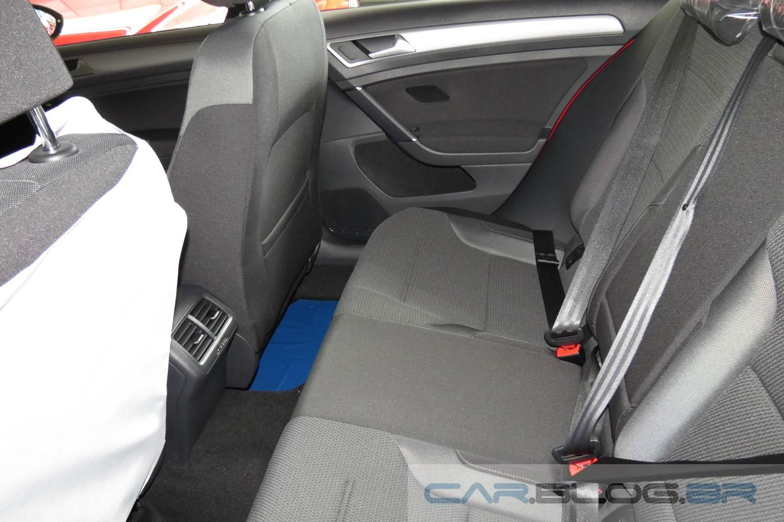 Novo VW Golf Comfortline 2015