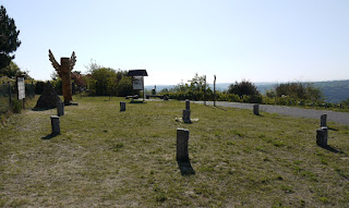 Steinkreis auf dem Michaelsberg