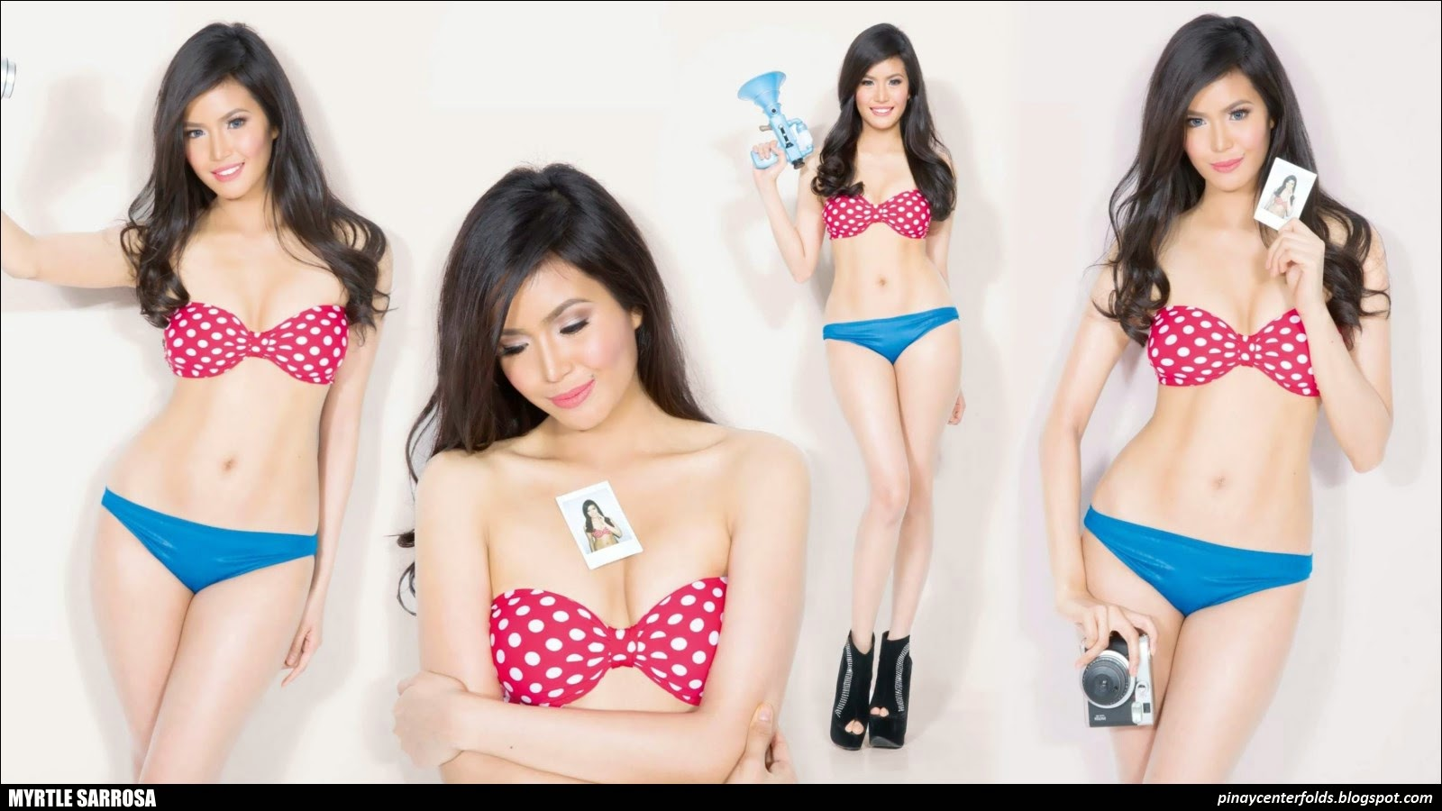 Myrtle Sarrosa In FHM 1