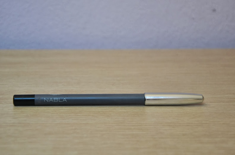 Review: Nabla Cosmetics VelvetLine Eyepencil in Bombay Black