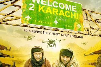 Karachi in Bollywood and Karachi in Reality.