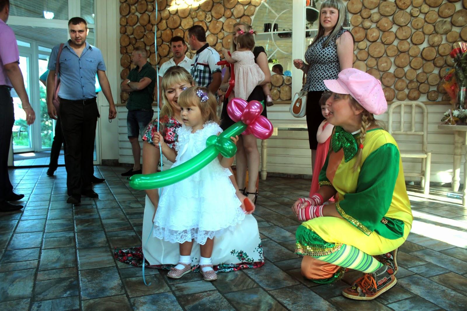 день рождения смоленск, аниматор в Смоленске, праздник в Смоленске, клоун на детский праздник Смоленск. Татьяна Бодрячок