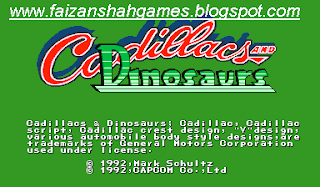 Caddilacs and dinosaurs mustapha game free download