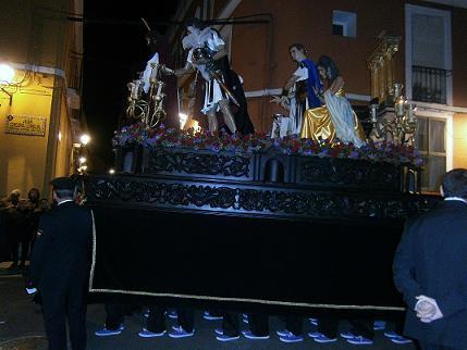 Los Pies....El andar del Señor de Badajoz