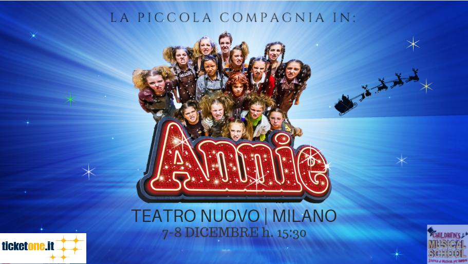 Annie il Musical
