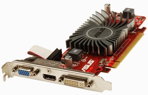 Asus HD 5450
