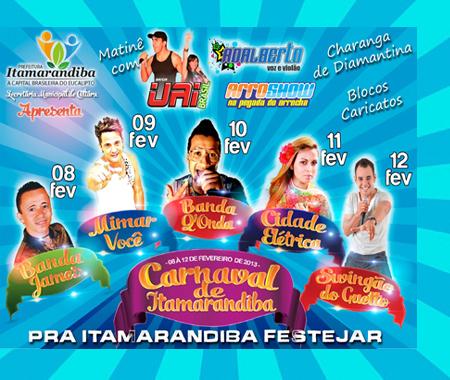 Cidades do vale se preparam para o Carnaval 2013