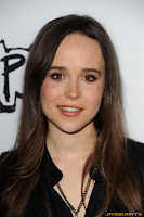 Ellen Page Super Los Angeles Premiere