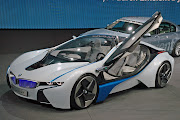The BMW's sales and marketing director, Ian Robertson, announced that the . (bmw vehicle efficient dynamics concept)