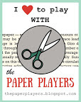 The Paper Players Shout Outs....