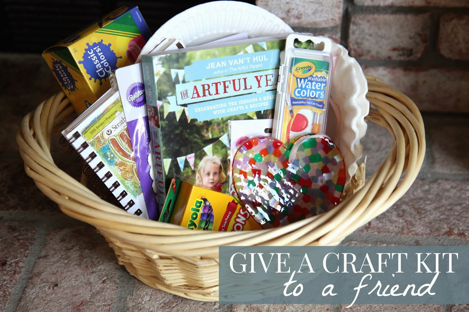 Craft kits for preschoolers - Creative Diy Activity Kits For Kids From Fun At Home With Kids