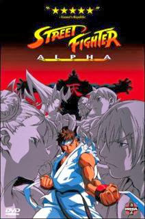 Street Fighter Alpha zero (1999)