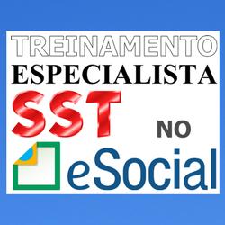 Treinamento Express SST no eSocial