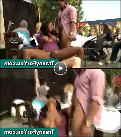 black dick tranny anal pics video