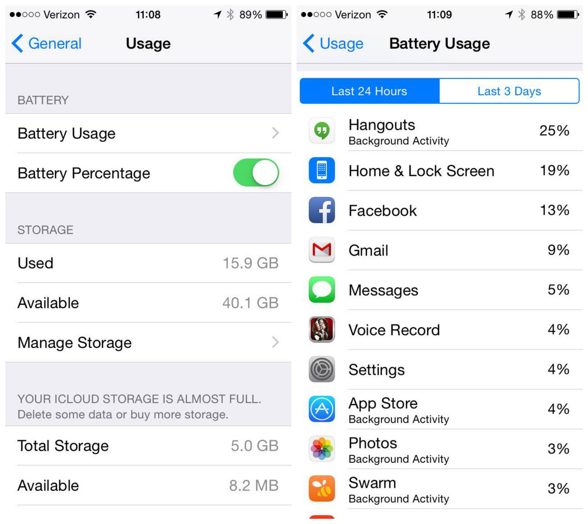 Tip: How To Delete Old Files And Clear The Memory For The Iphone