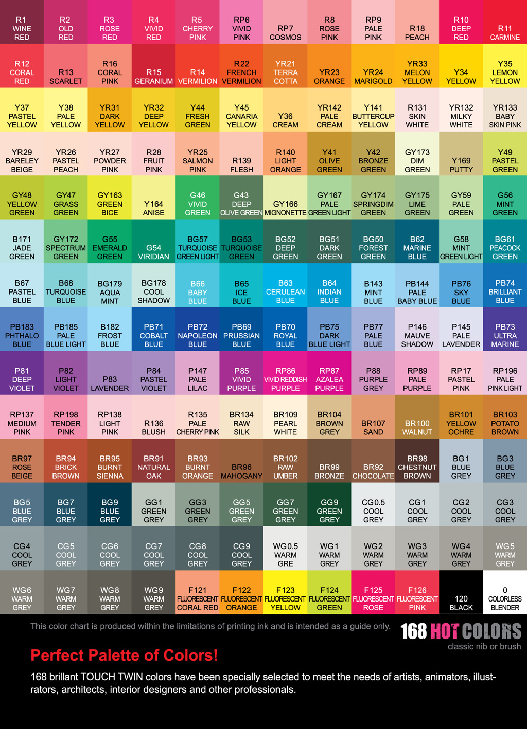 Create it simply color charts color charts nvjuhfo Image collections