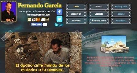 Web de Fernando García