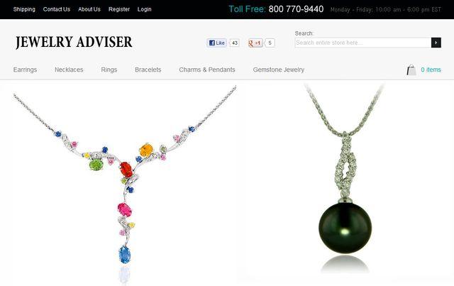 Summer Body Jewelry from  JewelryAdviser.com