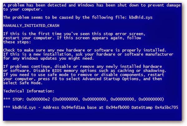 Cara Mengatasi Laptop atau Komputer Tiba tiba Sering Restart